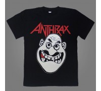 Футболка Anthrax k2