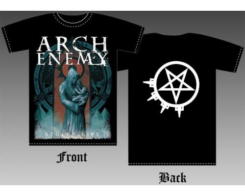 Футболка Arch Enemy k3