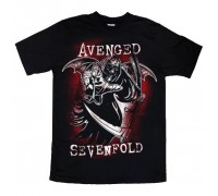 Футболка Avenged Sevenfold k1