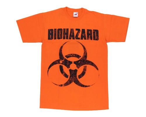 Футболка Biohazard k1