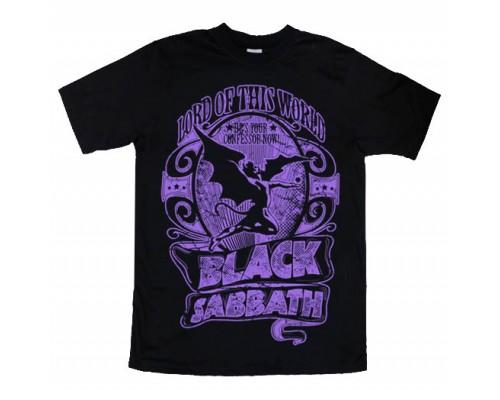 Футболка Black Sabbath k4