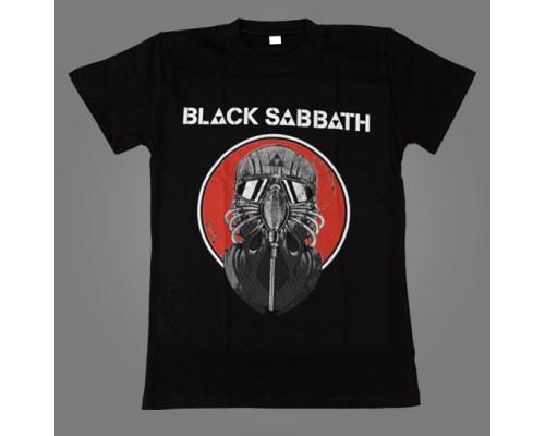 Футболка Black Sabbath k6