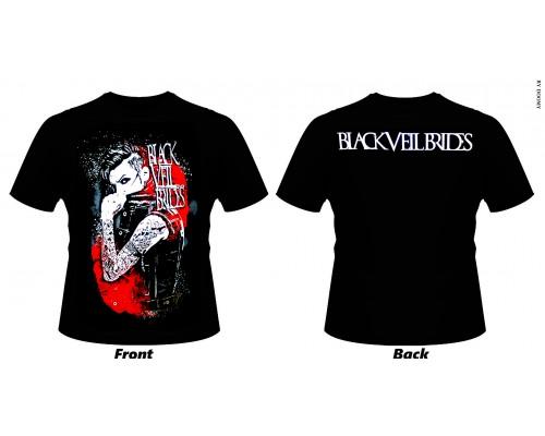 Футболка Black Veil Brides k5