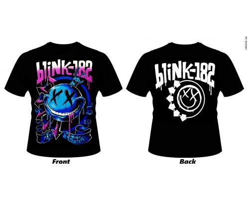 Футболка Blink 182 k1