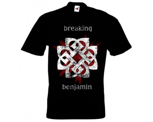 Футболка Breaking Benjamin k1