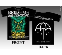 Футболка Bring Me The Horizon k5