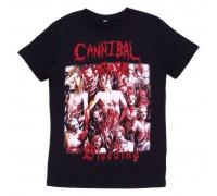 Футболка Cannibal Corpse k10