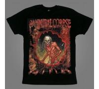 Футболка Cannibal Corpse k5