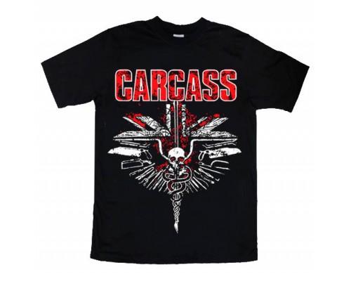 Футболка Carcass k1