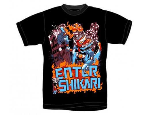 Футболка Enter Shikari k1