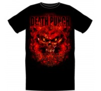 Футболка Five Finger Death Punch k4