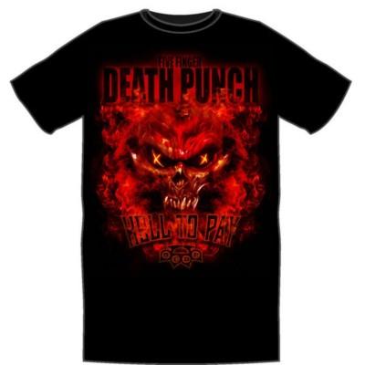 Футболка Five Finger Death Punch k4