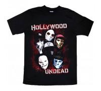 Футболка Hollywood Undead k2