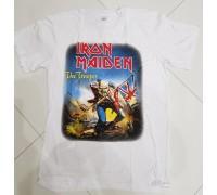 Футболка Iron Maiden k9