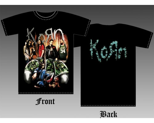 Футболка Korn k4