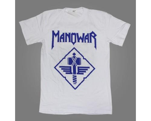 Футболка Manowar k3