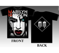 Футболка Marilyn Manson k6