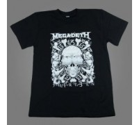 Футболка Megadeth k3