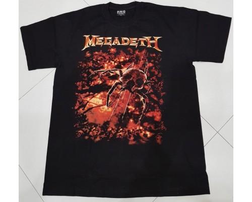 Футболка Megadeth k4