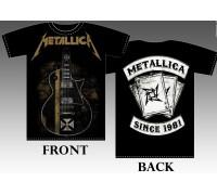 Футболка Metallica k22