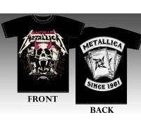 Футболка Metallica k23
