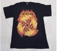 Футболка Metallica k27