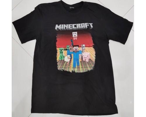 Футболка Minecraft k1