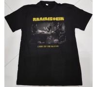 Футболка Rammstein k2
