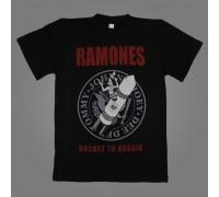 Футболка Ramones k5