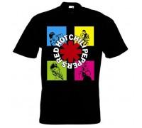 Футболка Red Hot Chili Peppers k3