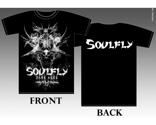 Футболка Soulfly k2