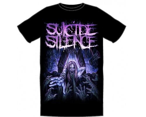 Футболка Suicide Silence k5