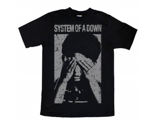 Футболка System Of A Down k3