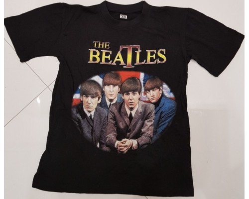 Футболка Beatles k1