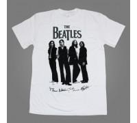 Футболка The Beatles k4