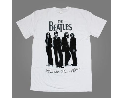 Футболка Beatles k4