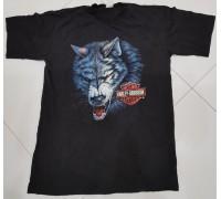 Футболка Волк k15