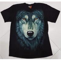 Футболка Волк k28