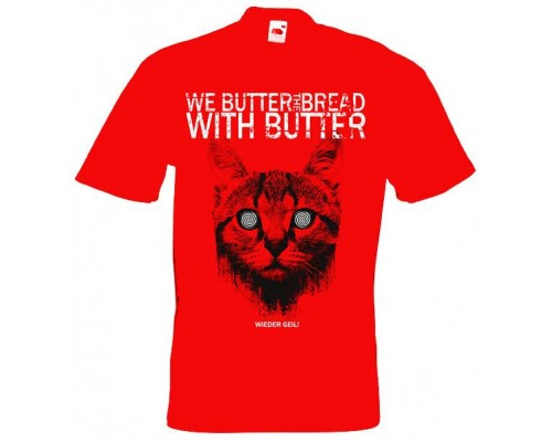 Футболка We Butter The Bread With Butter k1