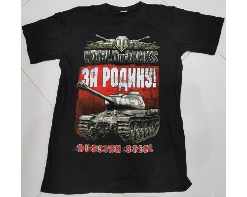 Футболка World of Tanks 4