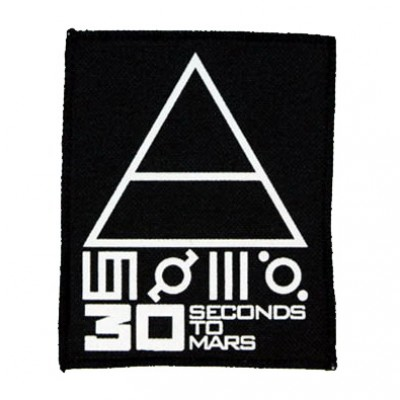 Нашивка 30 Seconds to Mars r1