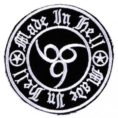 Нашивка 666 v1