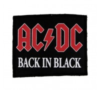 Нашивка AC/DC 2