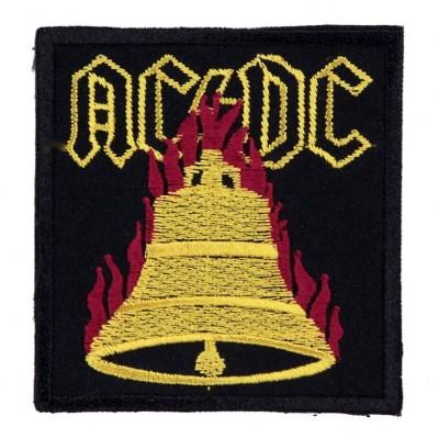 Нашивка AC/DC v1