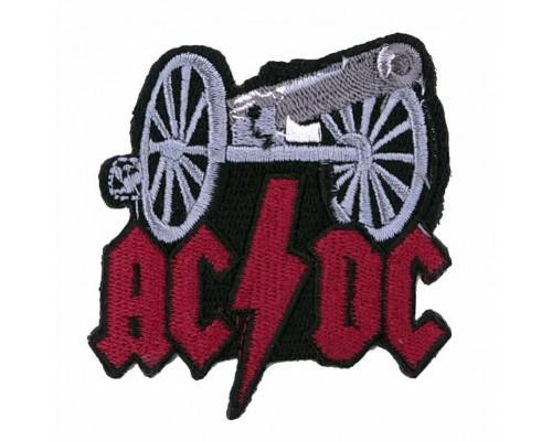 Нашивка AC/DC v5