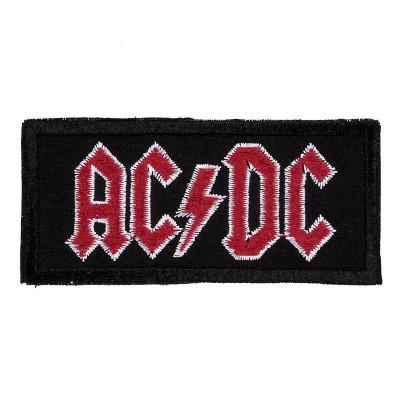 Нашивка AC/DC v3