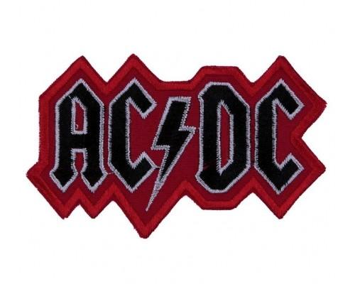 Нашивка AC/DC v2
