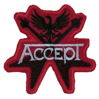 Нашивка Accept v1