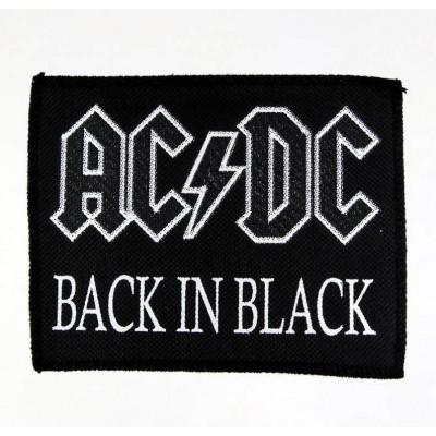 Нашивка AC/DC 3