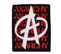 Нашивка Анархия n4
